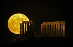 Σελήνη Σούνιο