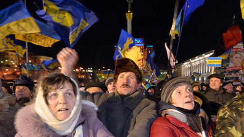 Ουκρανία..